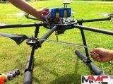 6轴电力拉线无人机系统多旋翼无人机