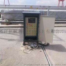 混凝土梁养护自动喷淋系统 梁厂自动喷淋系统厂家