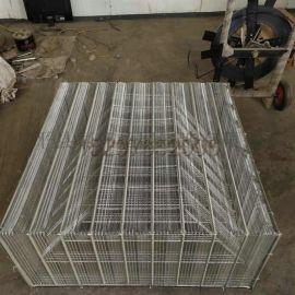 热镀锌免拆灌浆网箱A有筋扩张网A喷灌浆金属网模厂家