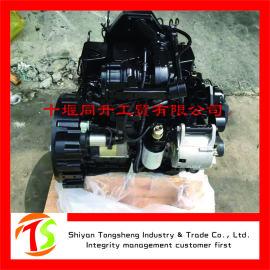 美国康明斯发动机总成 QSL9-6TAA电控发动机
