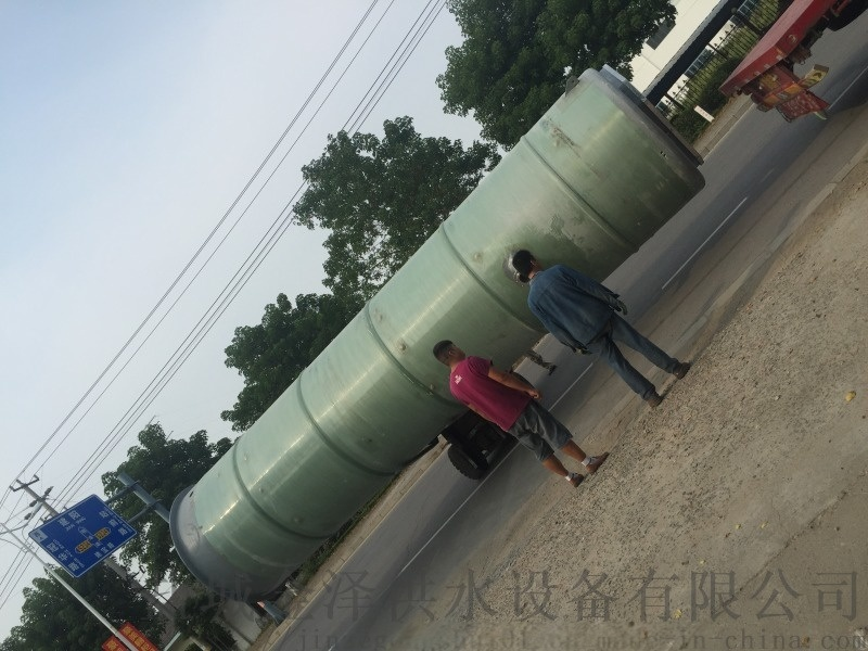 合肥地埋式泵站鹽城金澤廠家