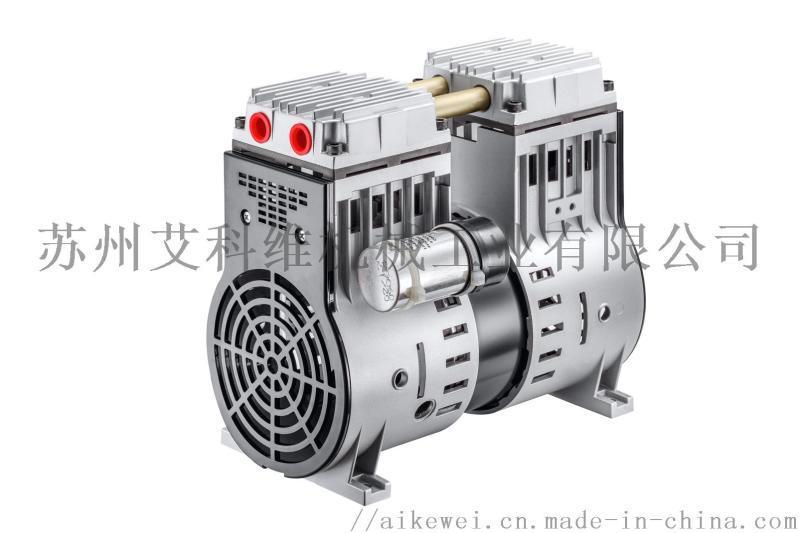 活塞式無油真空泵 鈺邦JP-200V環保真空泵