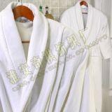 純棉毛巾浴衣,酒店浴袍