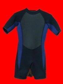 儿童   潜水服 neoprene潜水衣 冲浪衣 保暖防寒冬游泳衣