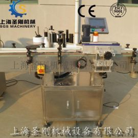 SGSLTB-120型全自动立式不干胶贴标机