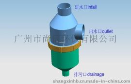 广州清远雨水净化一体机雨水回用设备雨水处理设备厂家