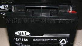 博尔特UD12-24蓄电池铅酸免维护12v24AH储能蓄电池价格