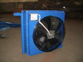 中南科莱暖风机厂家生产