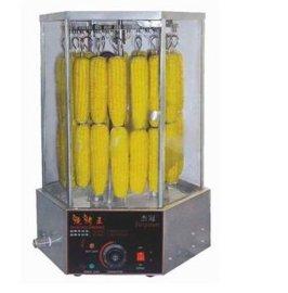 旋转烤玉米机 多功能烤肉机 旋转烤羊肉串机 立式旋转烧烤机