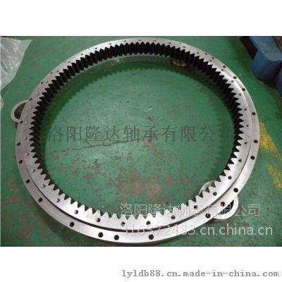 供應LDB品牌VI097B06內齒雙排球轉盤軸承