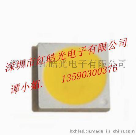 红皓厂家直销3030LED灯珠.3030LED暖白光批发HH-SW3030TP-Y