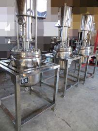 24L不锈钢反应釜、支架式制药机械设备
