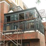 河北燕郊陽光房、玻璃陽光房、露臺陽光房、彩鋼板頂陽光房等設計搭建