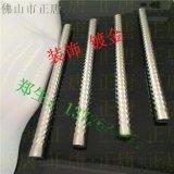 黄钛金螺纹管 不锈钢罗纹管规格 镀钛金螺纹管 装饰螺纹管