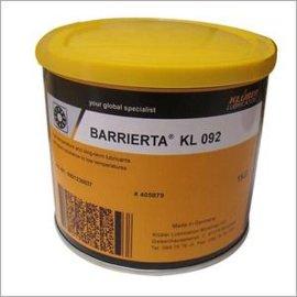克鲁勃车门系统润滑油BARRIERTA KL 092 克鲁勃润滑油