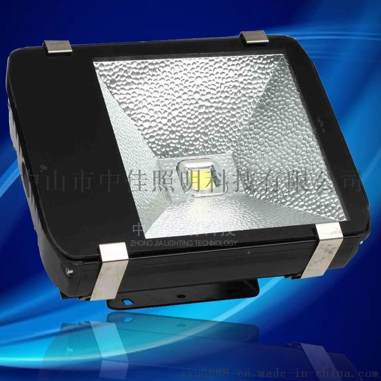 LED100W投光燈,中佳投光燈廠家批髮質保2年