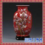 景德鎮專業廠家定製陶瓷小花瓶,陶瓷家居擺飾