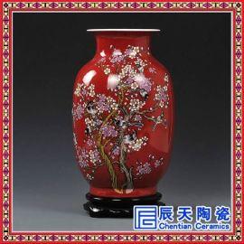 景德镇专业厂家定制陶瓷小花瓶,陶瓷家居摆饰