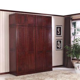 实木衣橱中式环保木言木语卯榫结构实木家具