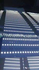 厂家直销led5730硬灯条led57铝基板 30灯硬灯条 拉布灯箱专用led拉布灯条