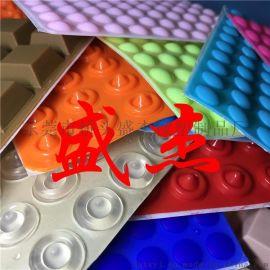 加粘透明胶垫 高粘防滑然垫 强粘防撞胶垫