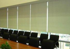 重庆办公室卷帘安装 重庆办公室窗帘安装 重庆写字楼窗帘安装