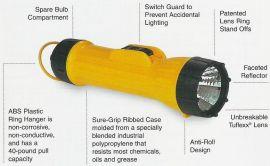 Bright-star 明星牌 3V 干电池 2.5W 照明灯具 电筒 2618 电筒