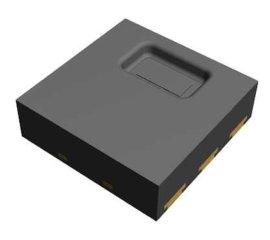 最小体积的温湿度一体传感器模块HTU21系列