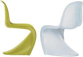 塑料潘东椅(A-032)