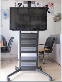 40/50/60/70/80液晶电视通用视频会议移动支架显示屏落地推车挂架