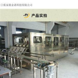 供应5加仑桶装饮用水生产设备  瓶装水灌装机械设备