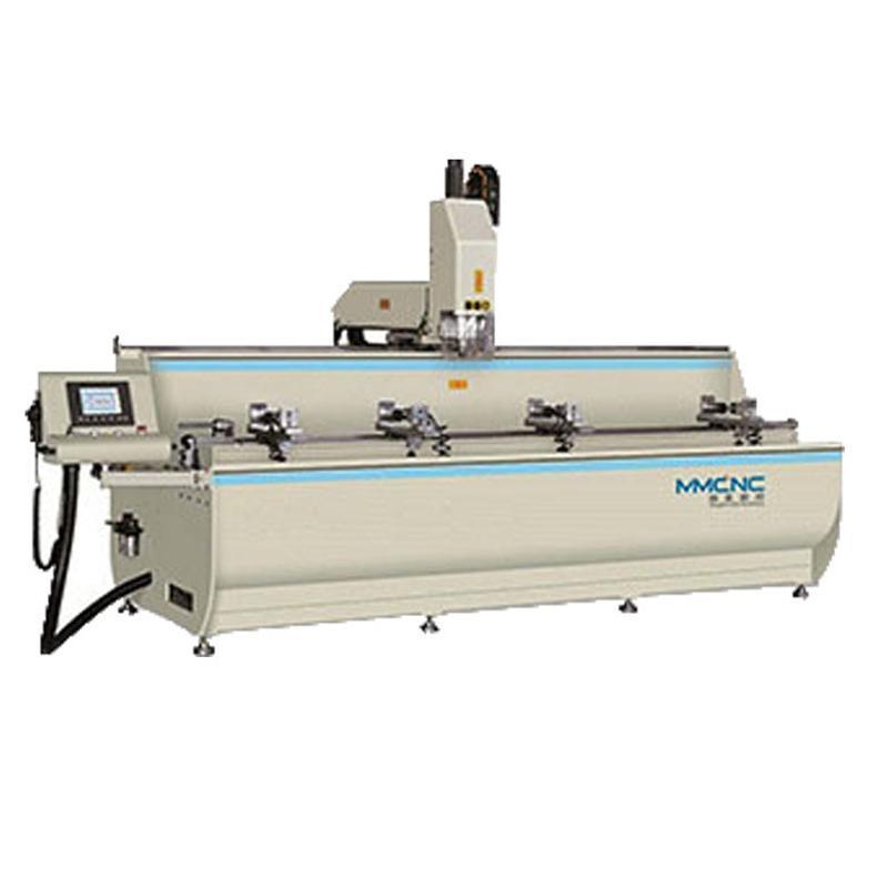 厂家直销铝合金型材数控加工中心异形孔钻铣床工业铝设备支持定制