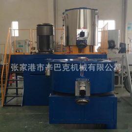 500/1000高速混合机组塑料高速混料机组粉料高速混合机组混料机组