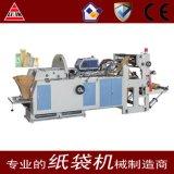 卷筒纸袋机 全自动尖底纸袋机可带贴膜功能