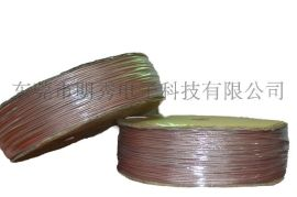 明秀电子厂家直销【RG178】音频线 射频线 耐高温铁氟龙同轴线