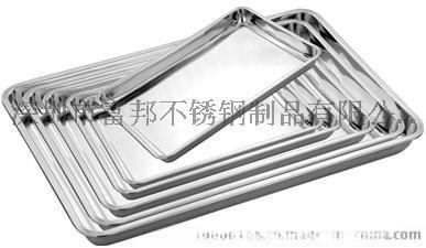 方盘/不锈钢托盘/物料盘/蒸饭盘/深圳不锈钢盘