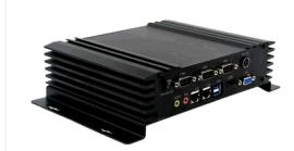 特价N2800工控机/全铝工控机/迷你工控机/挂壁/可OEM/板载2G内存
