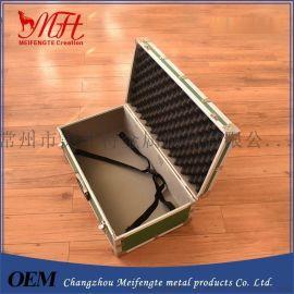 工具箱铝合金手提 仪器表展示箱  密码箱 五金收纳工具箱