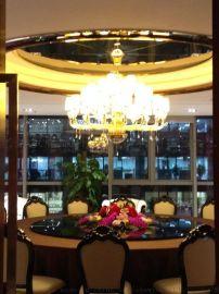 北京廠家定製酒店豪華吊燈 客廳餐廳燈罩水晶吊燈