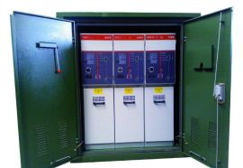 长联电气供应SF6充气柜 10kv电缆分支箱成套厂哪家好