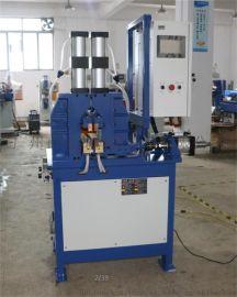 广州火龙中频闪光对焊机焊接不锈钢材料