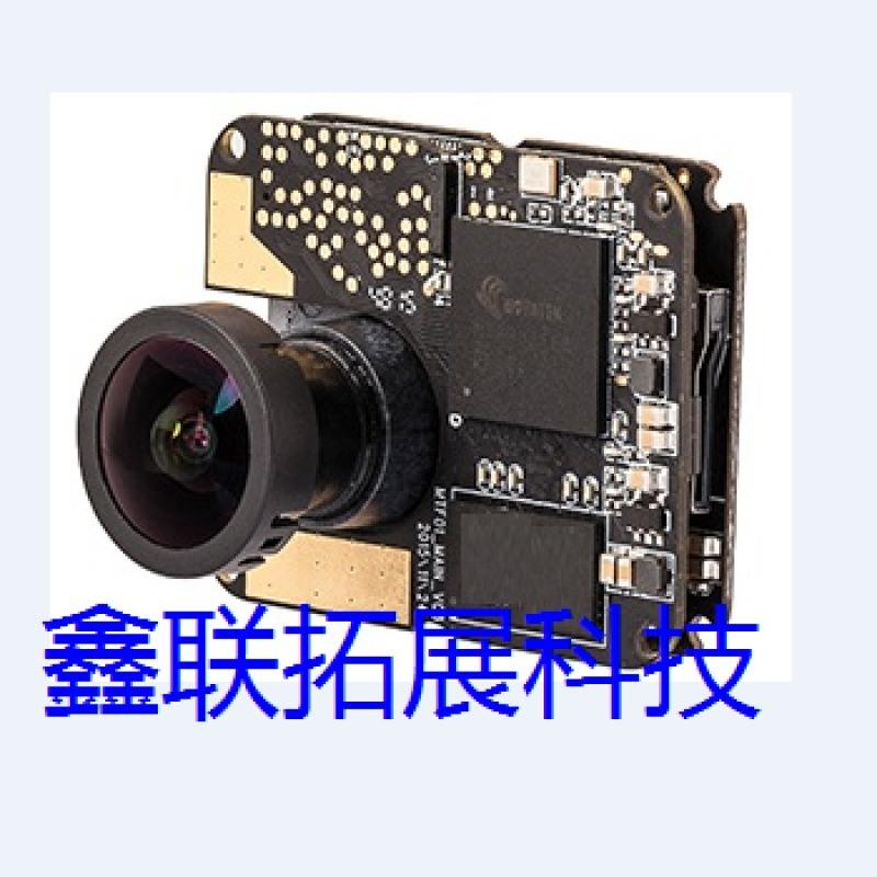 4K运动DV方案 4K运动DV板卡方案开发设计