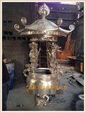 y320洛阳圆形香炉厂家|开封铸铁圆形香炉生产厂家