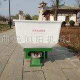 热销旭阳电动撒肥机 拖拉机带小型施肥机