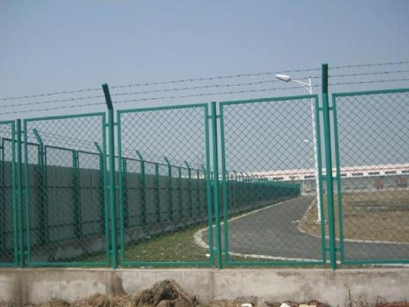 公路護欄網,雙邊絲公路護欄網,框架公路護欄網