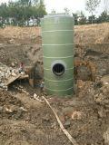 泰州地埋式预制泵站,市政工程用一体化污水提升泵站