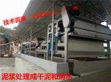 採石污泥壓濾設備 沙場壓榨脫水機 污泥脫水機