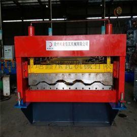 直销1180型集装箱板设备 镀锌瓦楞成型机