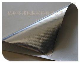 铝膜编织布 编织布铝箔 镀铝膜编织布复合膜
