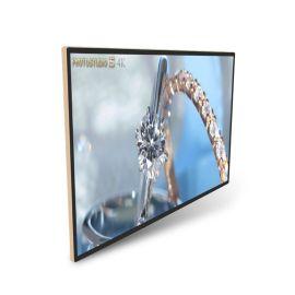46寸视瑞电子高清超薄壁挂广告机 安卓网络广告机 电梯广告机